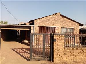 HOUSE FOR SALE IN MAMELODI EXT 5