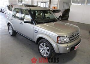 2010 Land Rover Discovery SDV6 SE