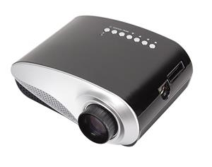 Nevenoe Mini Multimedia LED Projector with Built in Analog TV