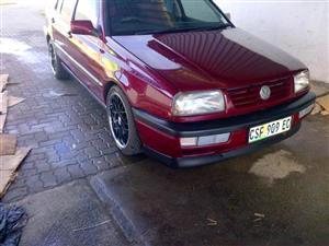 1995 VW Jetta 2.0TSI Sportline