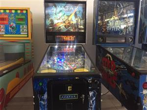 Avatar Pinball Machine by Stern, for Sale