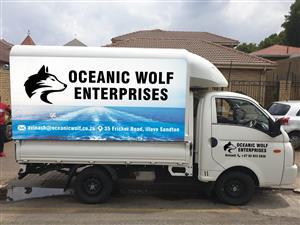 Oceanic Wolf Enterprises Logistic Services