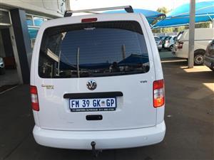 2011 VW Caddy crew bus CADDY CREWBUS 2.0 TDi