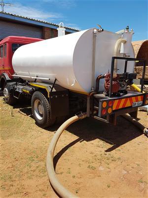 Hire of Honey Sucker Trucks & Cleaning of Septic Tanks