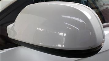 AUDI A4 B8 LEFT OUTER MIRROR COMPLETE