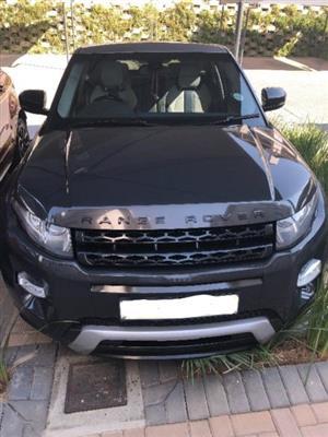 2012 Land Rover Range Rover Evoque Autobiography Sd4
