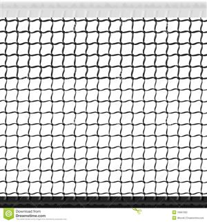Tennis Net Standard are 11.9m x 83cm Black...Brand New...For Sale