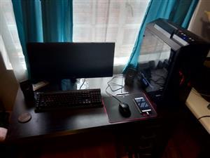 3.5GHz, GTX750, 8GB Ram, Desktop gaming PC Complete