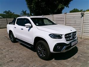 2018 Mercedes Benz X-Class double cab X250d 4X4 POWER A/T