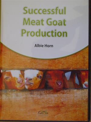 Successful Meat Goat Production DVD