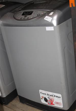 Defy 13kg metalic top loader washing machine S035050A #Rosettenvillepawnshop