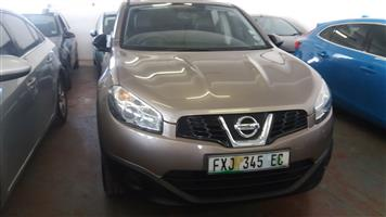 2014 Nissan Qashqai 1.6 Visia