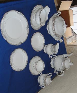 Hutschenreuther porcelain dinner and teaset for sale  Pretoria - Pretoria East