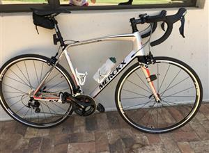 Eddy Merckx Sallanches 64 & gear