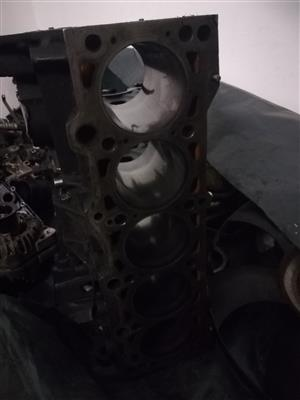 VW Crafter 2.5TDI BJK Bare engine block for sale