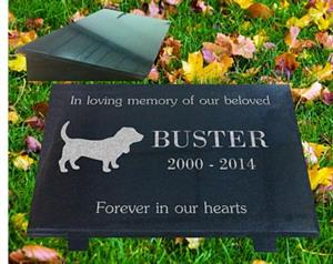 PLAQUES FOR DEPARTED ANIMALS