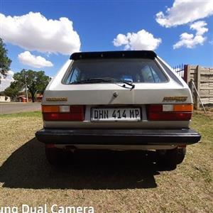 1983 VW Citi Mk1 1.6i