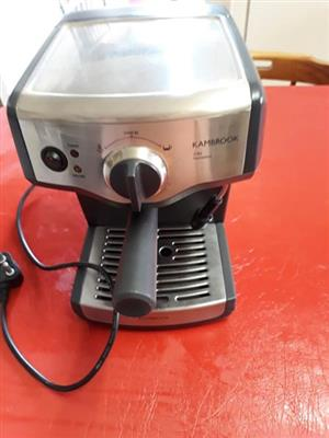 Kambrook Coffee machine