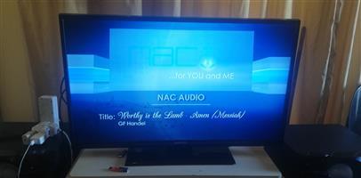 40 inch sinotech lcd tv