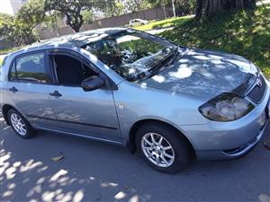 2004 Toyota RunX 140 RT
