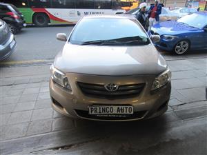 2010 Toyota Corolla 1.4 Professional