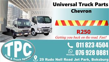 Chevron Board - Universal Truck Parts - Quality Truck Body Parts.