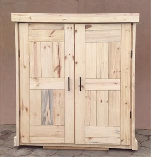 Kitchen Cupboard Farmhouse series Free standing 1100 - Raw