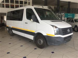 2015 VW CRAFTER FOR SALE