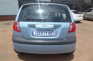 2008 Hyundai Getz 1.4 GL high spec