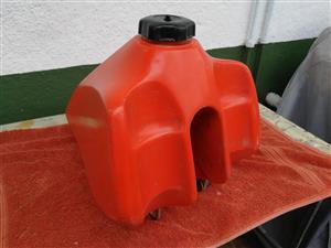 Honda XR500 plastic fuel tank for sale.