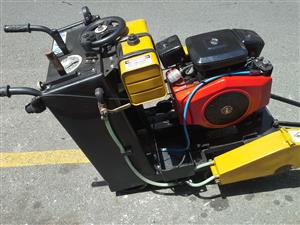 Concrete Cutter Hydrostatic Drive walk Behind