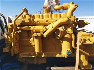 Cat engines 3306 direct enjection good running