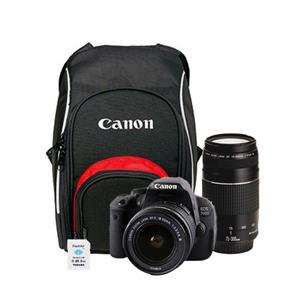 New in box CANON DSLR DC TWIN 700D