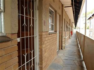 Princesses Ave, Windsor West, is a upstairs  two bed one bath unit with a balcony. Recently renovated - complete new kitchen, never been used. Asking price R500,000 Unit is vacant