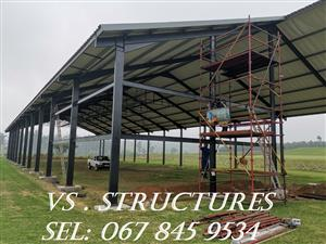 Steel Structures quality build at bargain prices