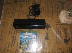 Kinect and Game for XBOX 1