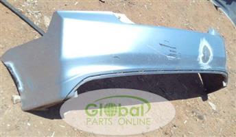 2012 Honda ballade rear bumper