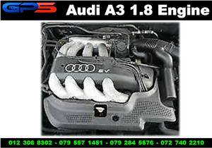 Audi A3 1.8 Used Engine for Sale