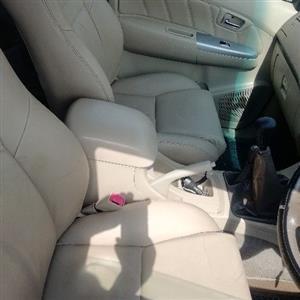 2009 Toyota Fortuner 3.0D 4D 4x4