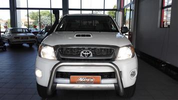2008 Toyota Hilux 3.0D 4D Raider