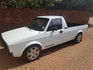 1984 VW Caddy 1,6