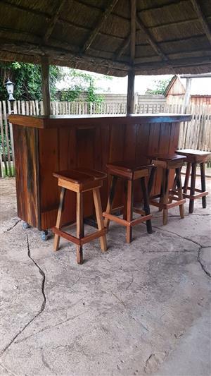 Bar on WHEELS