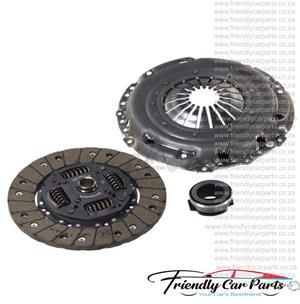 SEAT IBIZA 1.6TDI Sport ATD AXR 74KW 07-08 228MM 28 Splines Clutch kit