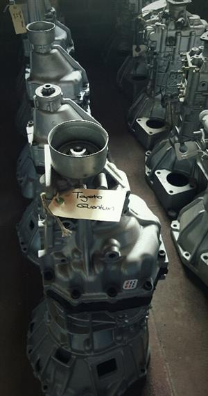 Toyota Quantum 5spd Gearbox For Sale!