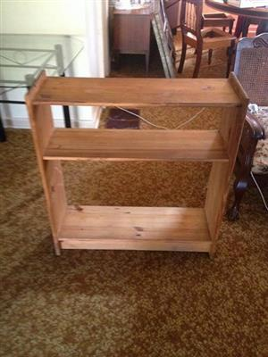 Mini wooden shelf for sale
