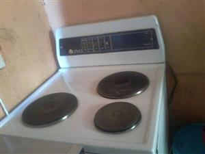 3plate stove