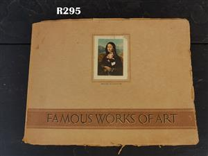 Famous Works of Art as Edited by Professor Edward Roworth