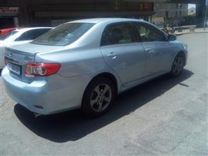 2011 Toyota Corolla 1.6 Sprinter