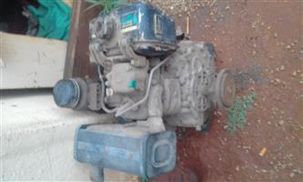 Hoffman diesel engine