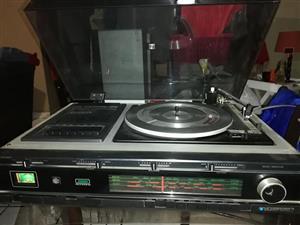 old school Blaupunkt radio
